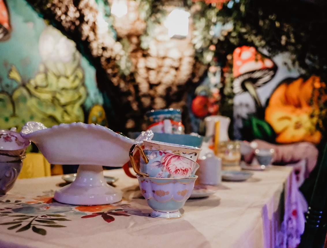 Madder Tea Party