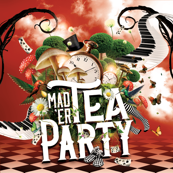 Madder Tea Party escape room
